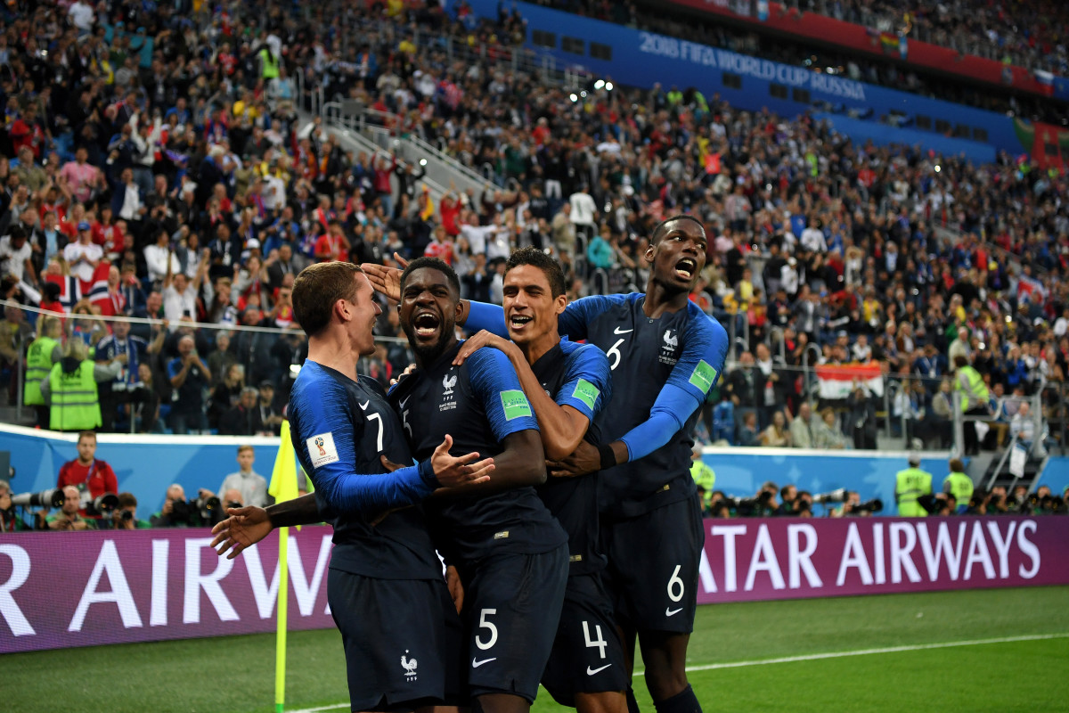 Argentina has the oldest squad; France S World Cup Win Highlights The Country S Complicated History With Race And Class Pacific Standard