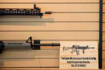 ' Evidence Assault Weapons Ban