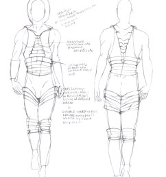 one of the primary challenges in designing space suits is creating garments that mimic the natural [ 776 x 1200 Pixel ]