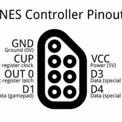 Austin Mini Wiring Diagram Guitar Diagrams 3 Humbucker Nintendo Nes And Snes Joystick Controller Pinout