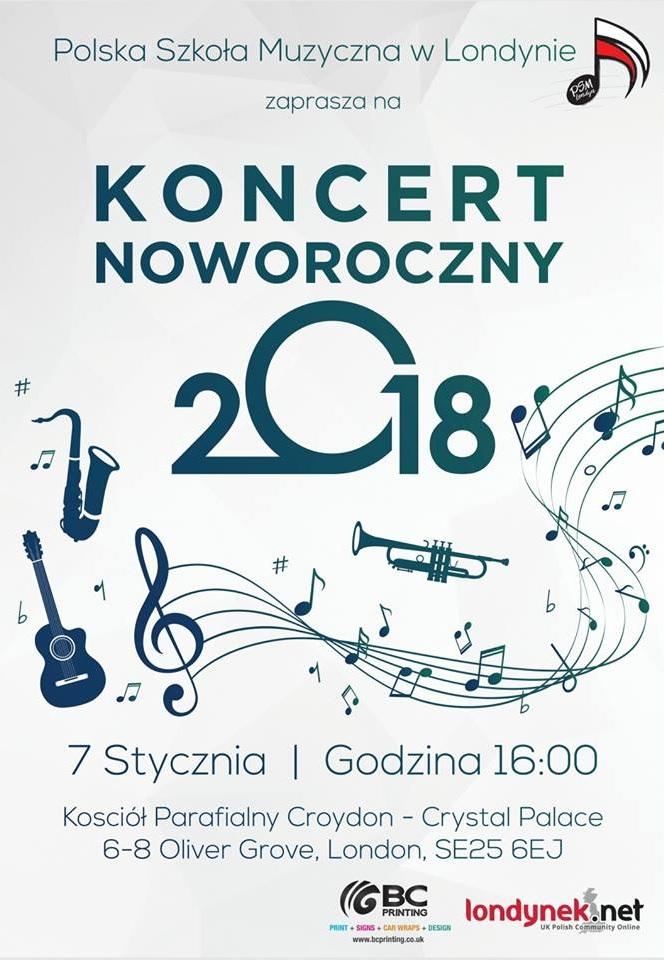 Koncert noworoczny 2018