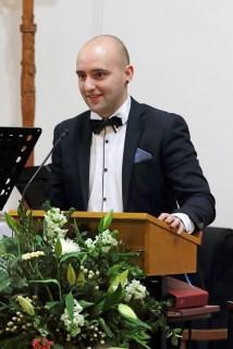 Piotr Misztal - dyrektor Polskiej Szkoły Muzycznej w Londynie fot. Paweł Mieszczakowski