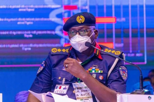 NSCDC CG'S LIFE UNDER THREAT OVER HIS TOUGH STANCE AGAINST CORRUPTION…