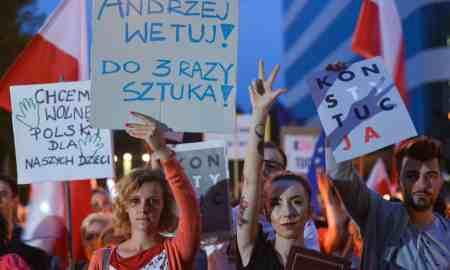 presidente polaco