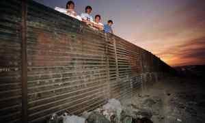 las caras de la frontera