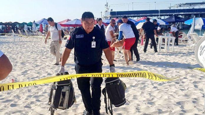 Cancún narcotráfico