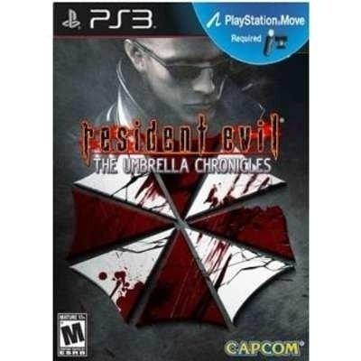Resident Evil The Umbrella Chronicle PS3