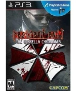 Resident Evil The Umbrella Chronicle PS3