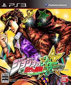 Jojos Bizarre Adventure ps3