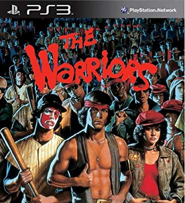 The warriors PS3