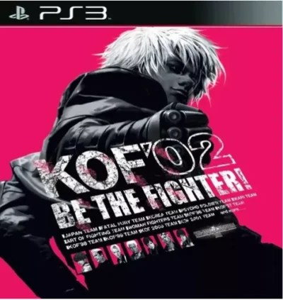 The King Of Fighters 2002 PS3