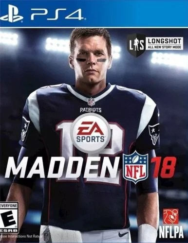 Madden NFL 18 Standard Edition PS4