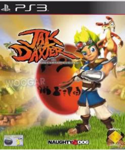 Jak and Daxter El legado ps3