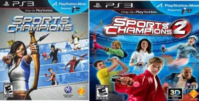 Sports Champions 1 y 2 PS3