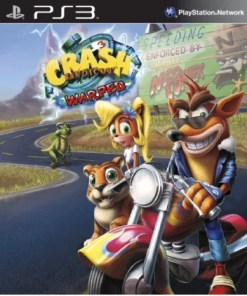 Crash Bandicoot 3 Warped PS3
