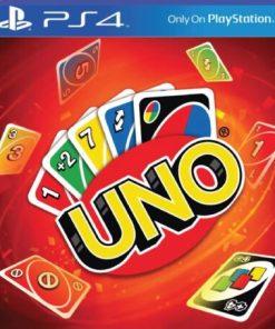 UNO (CARTAS) PS4