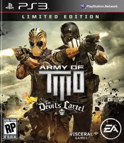 Army Of Two The Devil Carter PS3