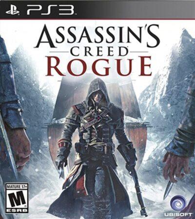 Assassin Creed Rogue PS3