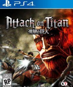 Attack on Titan PS4