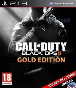 Call of duty black ops 2 gold (Ingles) PS3