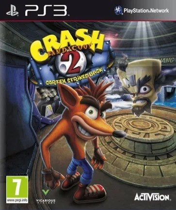 Crash Bandicoot 2 PS3