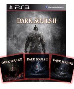 Dark Souls 2 Ps3 + Todos Los Dlcs PS3