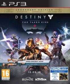 Destiny The Taken King PS3