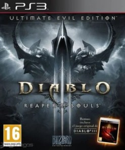 Diablo III Reaper of Souls + dlc Ultimate Evil Edition PS3
