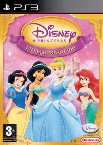 Disney Princesas Un Viaje Encantado PS3