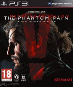 Metal Gear Solid 5 V The Phantom Pain PS3