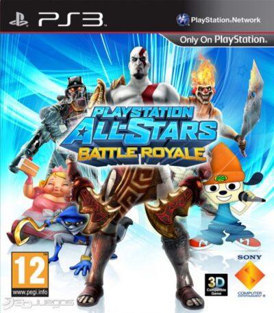 All Stars Battle Royal PS3