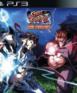 Street Fighter II Turbo HD Remix PS3