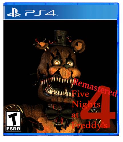 FNaF 4 Remastered