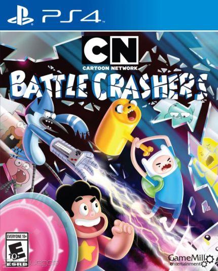 cartoon network battle crashers 3477019