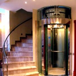 СПО - асансьор