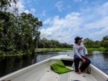 Snyder Canal, Changuinola Panama