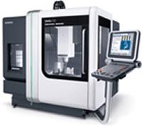 5軸CNCマシニングセンタ