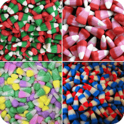 candy corn-seasonal