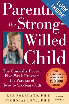 The strong Willed Child