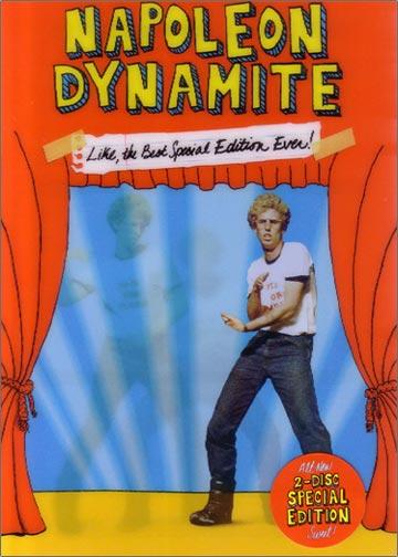 Napoleon Dynamite Llama