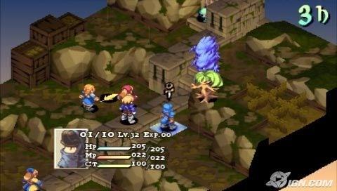 Final Fantasy Tactics and Strategy