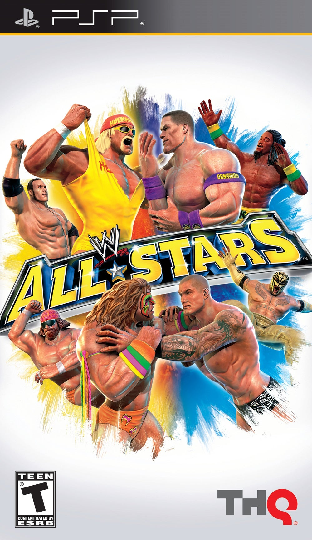 WWE All Stars PlayStation Portable IGN