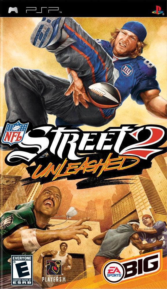 NFL Street 2 Unleashed PlayStation Portable IGN
