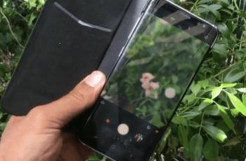 Galaxy S8, cámara borrosa