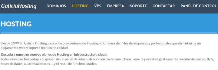galicia hosting planes