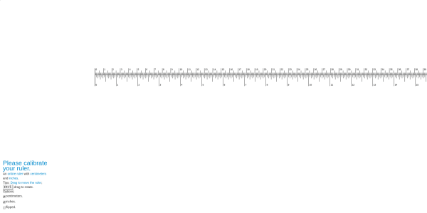 free online ruler