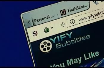 Yify Subtitles