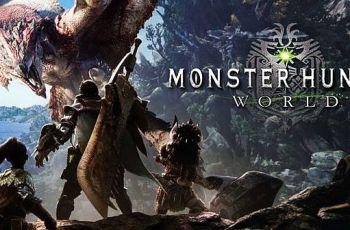 monster hunter world para pc