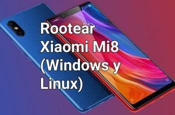 rootear xiaomi mi8