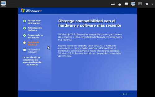 cómo instalar windows en android